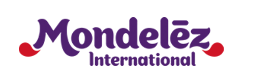 image of mondelez on white background